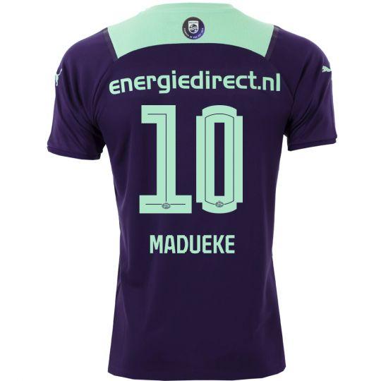 PSV Madueke 10 Uitshirt Authentic 21/22
