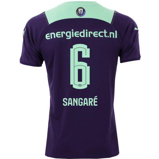 PSV Sangaré 6 Uitshirt Authentic 21/22