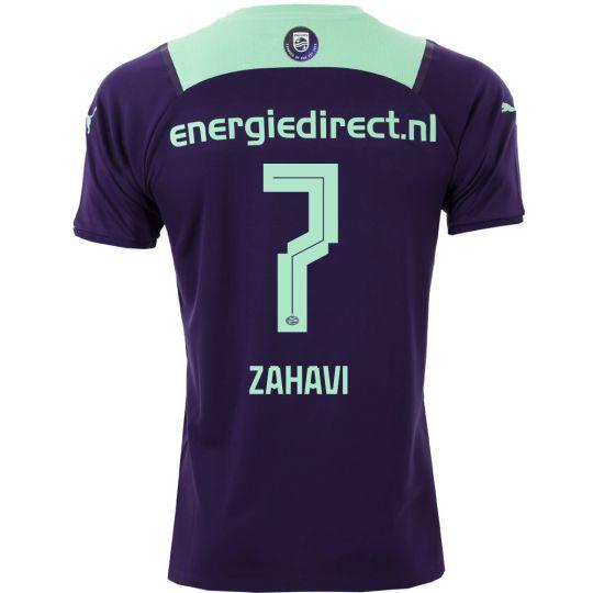 PSV Zahavi 7 Uitshirt Authentic 21/22