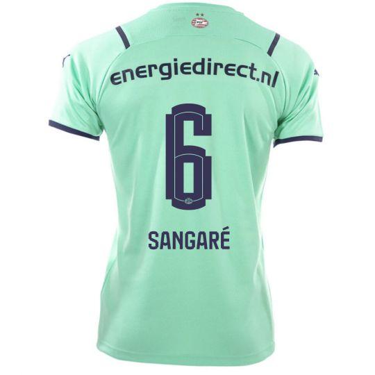 PSV Sangaré 6 Derde Shirt 21/22 Kids