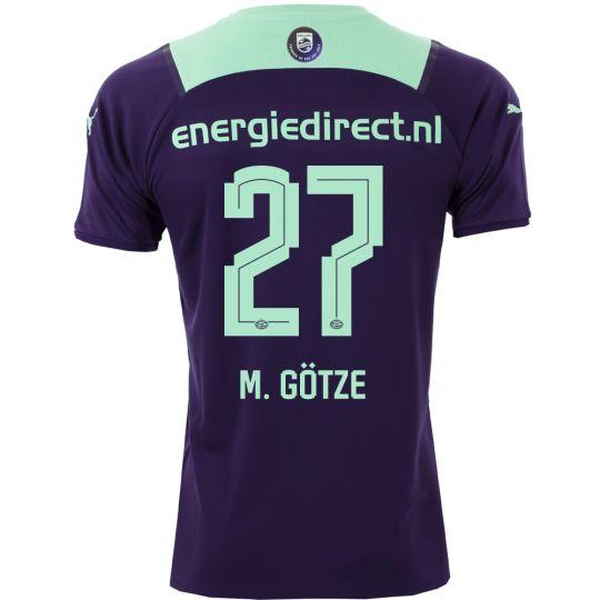 PSV M. Götze 27 Uitshirt Authentic 21/22