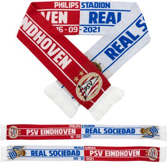 Sjaal PSV - Real Sociedad
