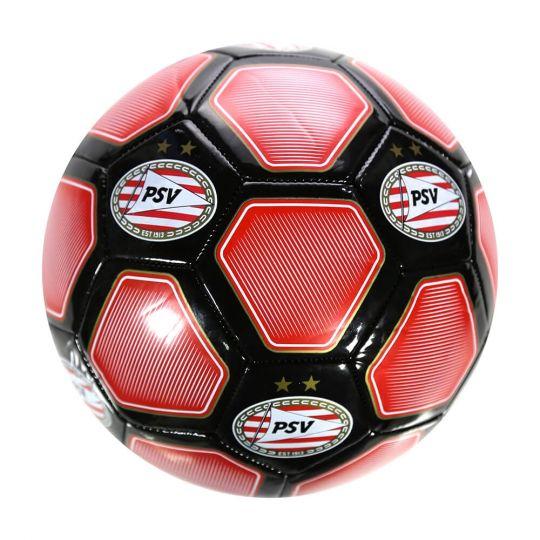 PSV Bal Logo's zwart-rood
