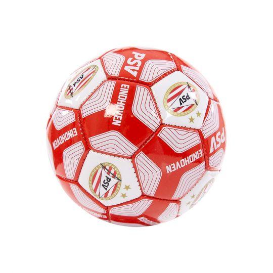 PSV Skillbal Vijfhoek rood-wit
