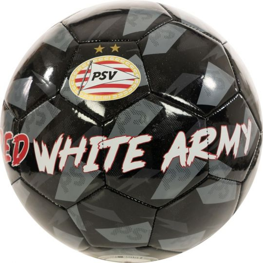 PSV Bal Red White Army