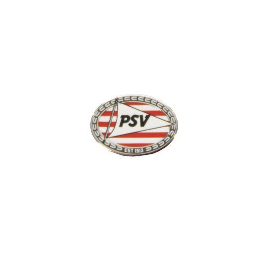 PSV Pin Logo Rood Wit