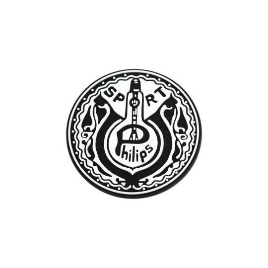 PSV Magneet Heritage Logo Rubber
