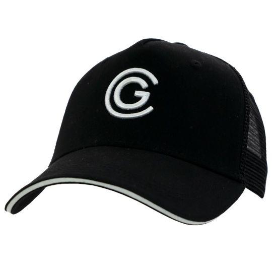 CG Cap EINDHVNR Trucker zwart