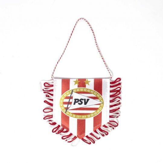 PSV Baniertje Logo rood-wit