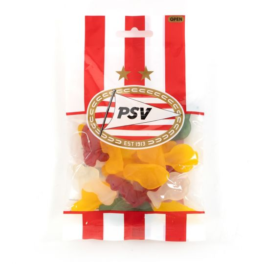 PSV Snoepzak Veggie Voetbal Gums