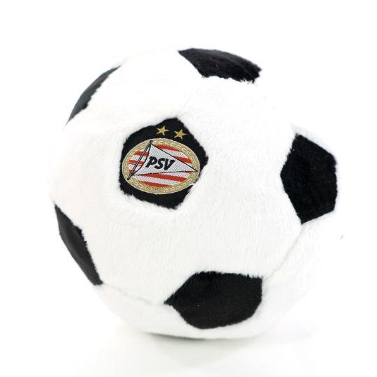 PSV Pluche Voetbal zwart-wit