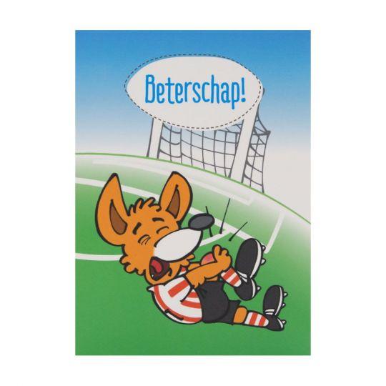 PSV Wenskaart Beterschap Phoxy