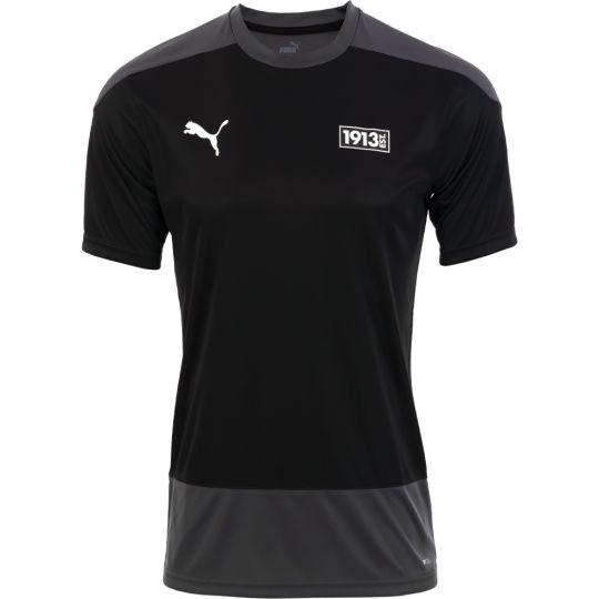 PUMA/1913 Trainingsshirt Jr Zwart