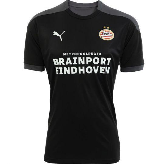 PSV Trainingsshirt JR 20/21 Zwart