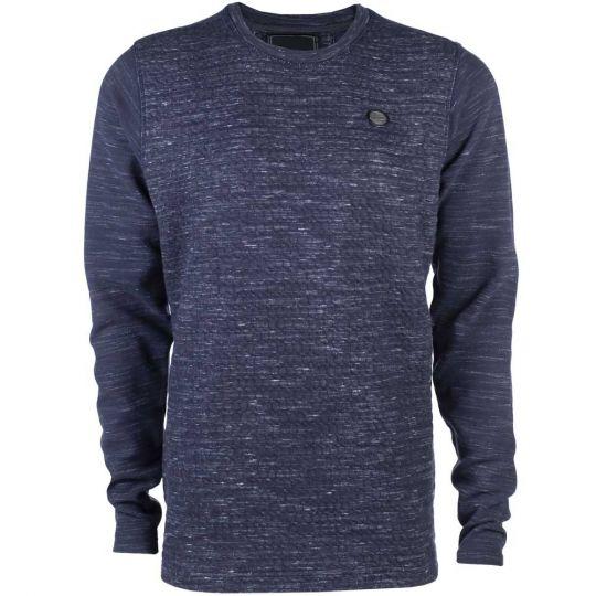 PSV Premium Sweater Pocket d.blauw AW19